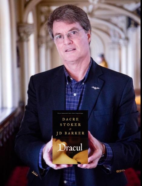 Dacre Stoker Dracul cover