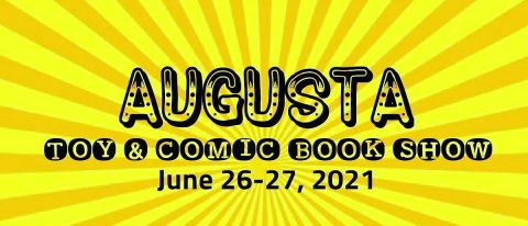 JOEFEST at Augusta Toy And Comic Show